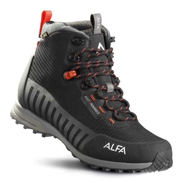 Alfa Kvist Advance Gore Tex Black44