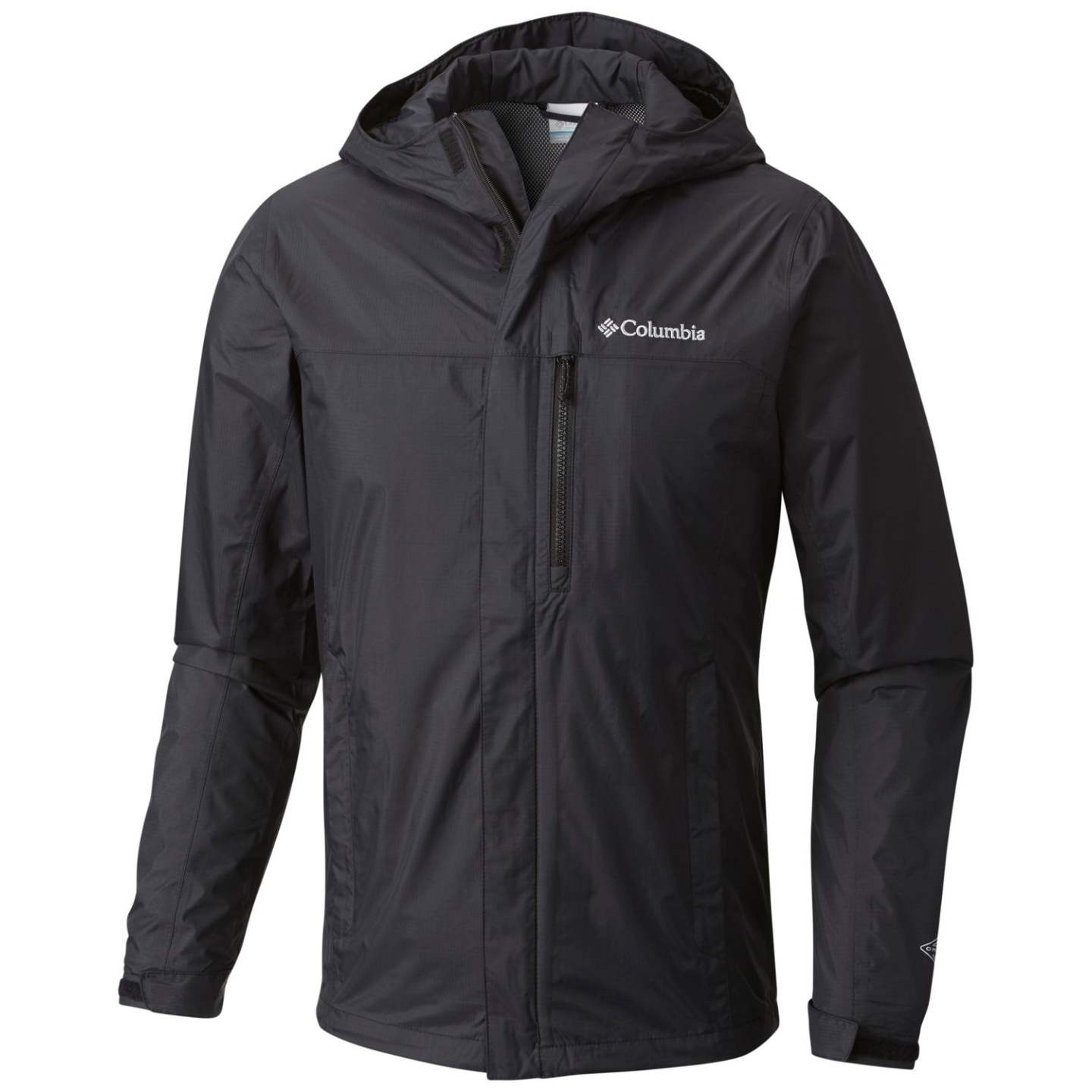 Pouring Adventure II Jacket Herr Black S