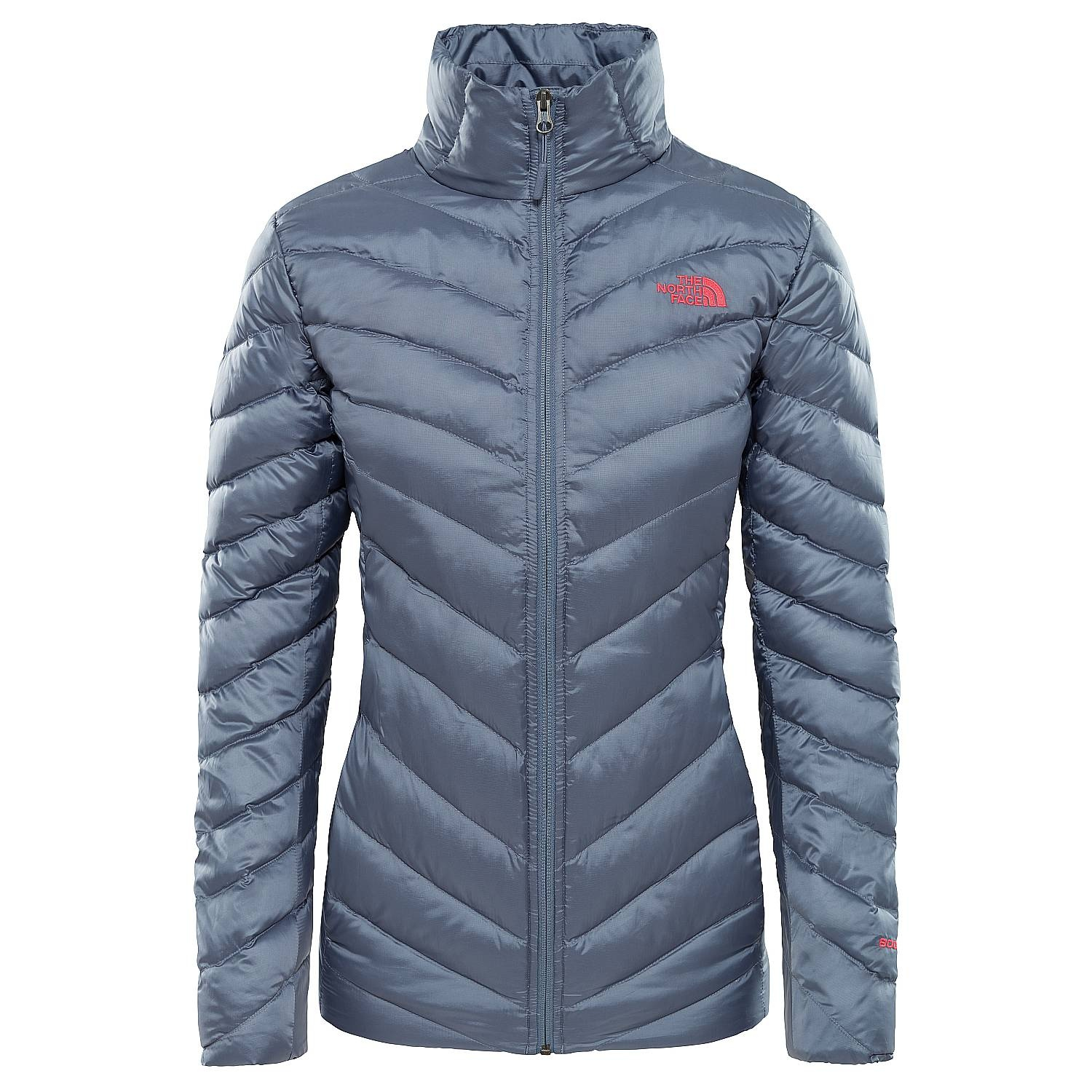 The North Face Trevail Jacket (Dam) Grisaille Grey