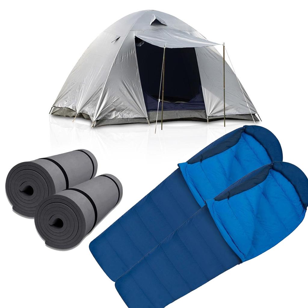 tält med sovsäck bortskänkes | Skåne